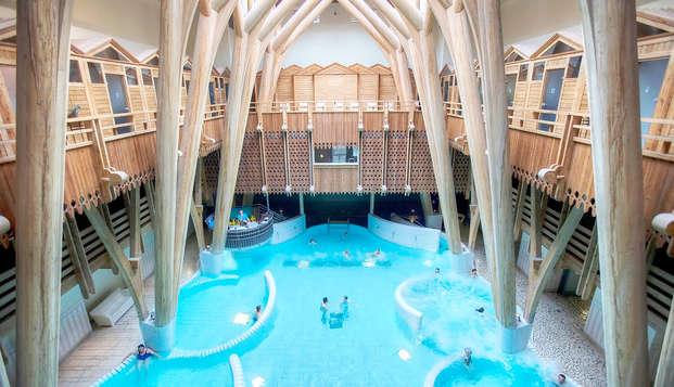 Oferta especial: Escapada relax con acceso al spa en un hotel de diseño en el corazón de Tarbes
