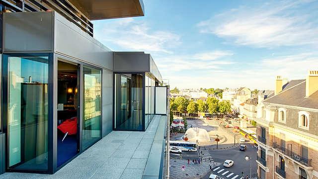 Week-end dans un hôtel design à Tarbes