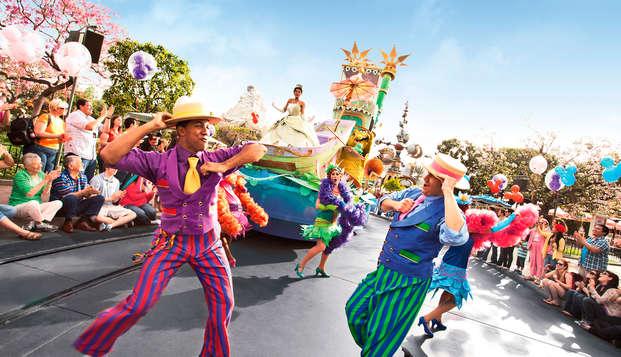 Escapade féerique avec entrée au Parc Disneyland® Paris