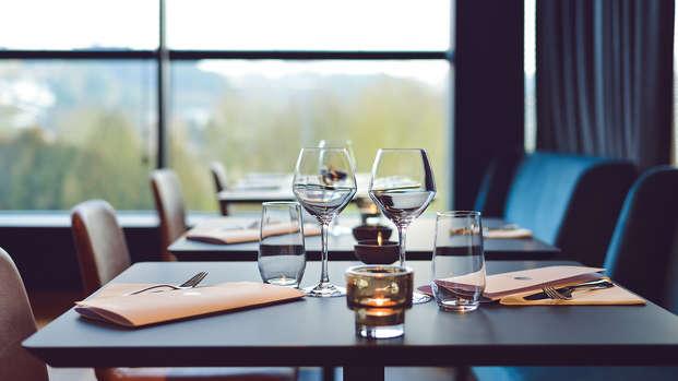 Diner, massage en spa in de Ardennen