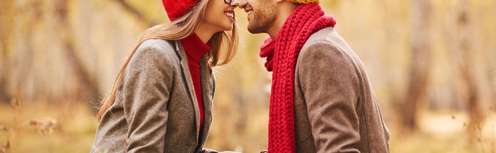 Escapade romantique avec dîner en yourte moderne chauffée & climatisée (à partir de 2 nuits)