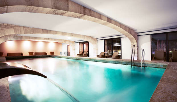 Pause détente avec Spa dans un superbe complexe du Pays Cathare