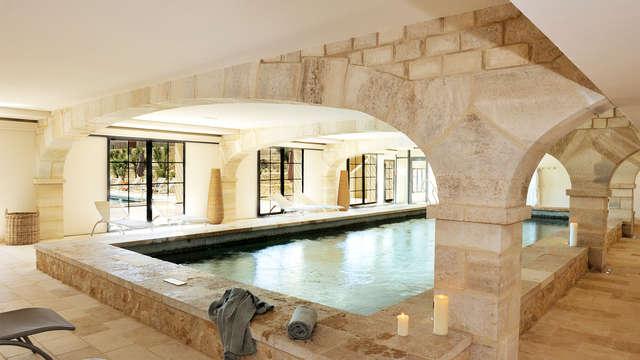 Week-end détente avec spa dans l'arrière-pays Occitan