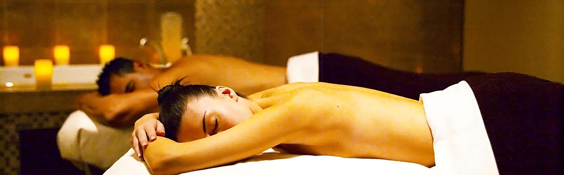 Week-end bien-être avec spa et soins au pays des Corbières