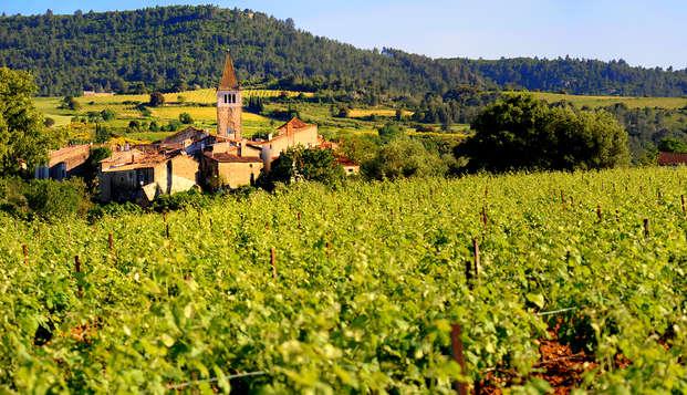 Escapade de charme au cœur des vignobles du Pays Cathare