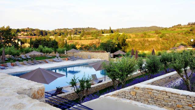 Relax en el corazón del magnífico paisaje de Occitan