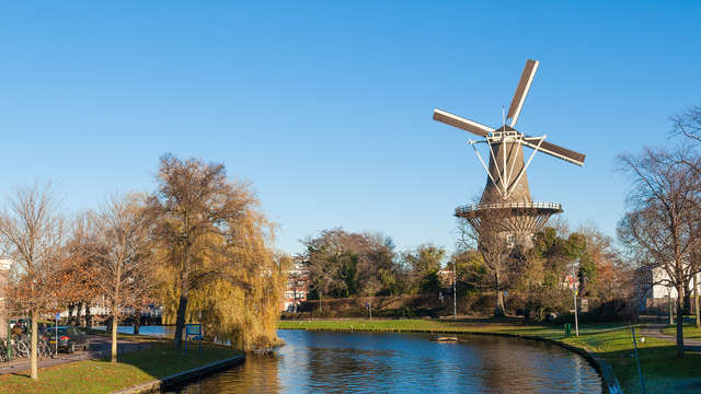 Luxe et confort dans la belle commune de Voorschoten (à partir de 2 nuits)