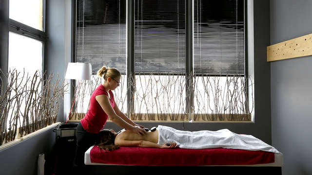 Escapada relax con tratamientos para dos en Pra Loup
