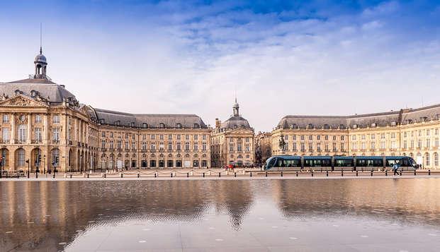 Mercure Bordeaux Chateau Chartrons - destination