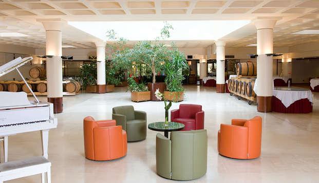 Mercure Bordeaux Chateau Chartrons - lobby