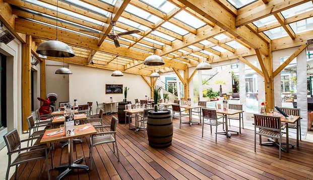 Mercure Bordeaux Chateau Chartrons - rest