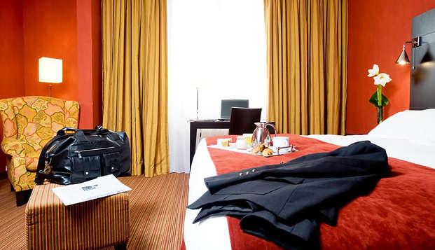 Mercure Bordeaux Chateau Chartrons - room