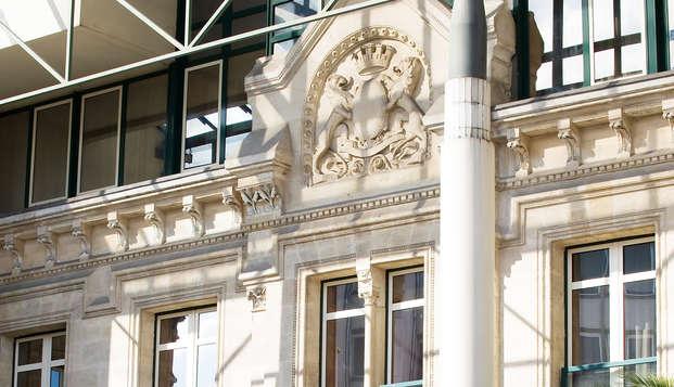 Mercure Bordeaux Chateau Chartrons - facade