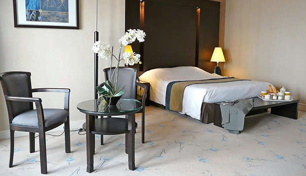 Mercure Troyes Centre - room