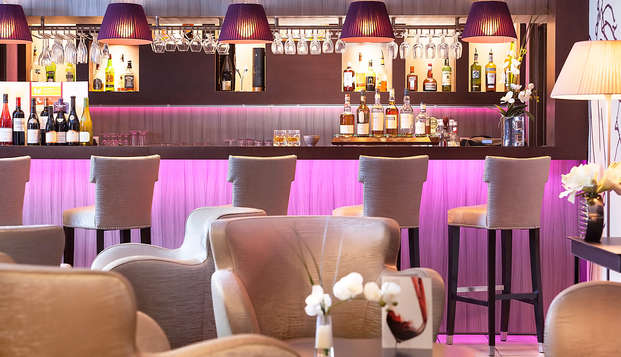 Mercure Troyes Centre - bar