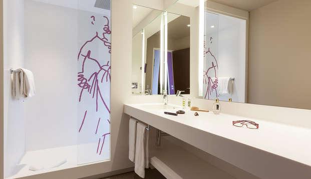 Mercure Troyes Centre - bath