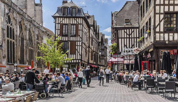 Mercure Troyes Centre - destination
