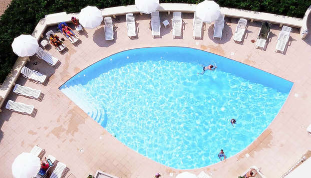 Mercure La Grande Motte Port - pool