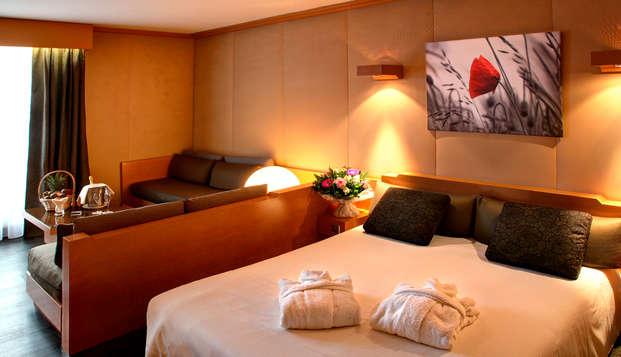 Amiraute Hotel Golf Spa Deauville - new Chambre-Comfort-