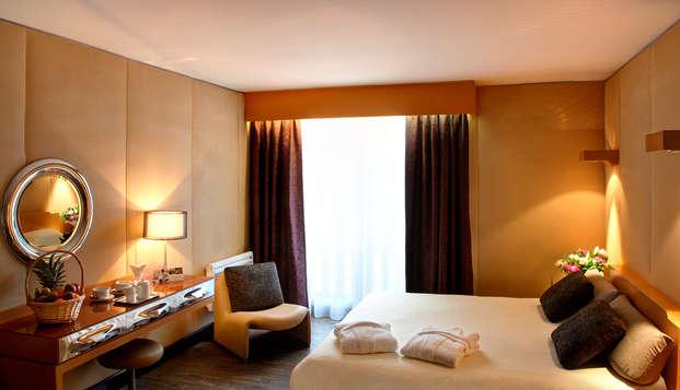Amiraute Hotel Golf Spa Deauville - new Chambre- ---