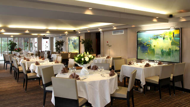 Amiraute Hotel Golf Spa Deauville - new Le-Carre- -