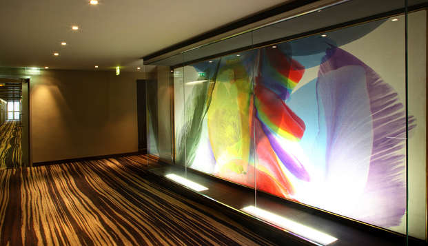 Amiraute Hotel Golf Spa Deauville - new Toile-etage
