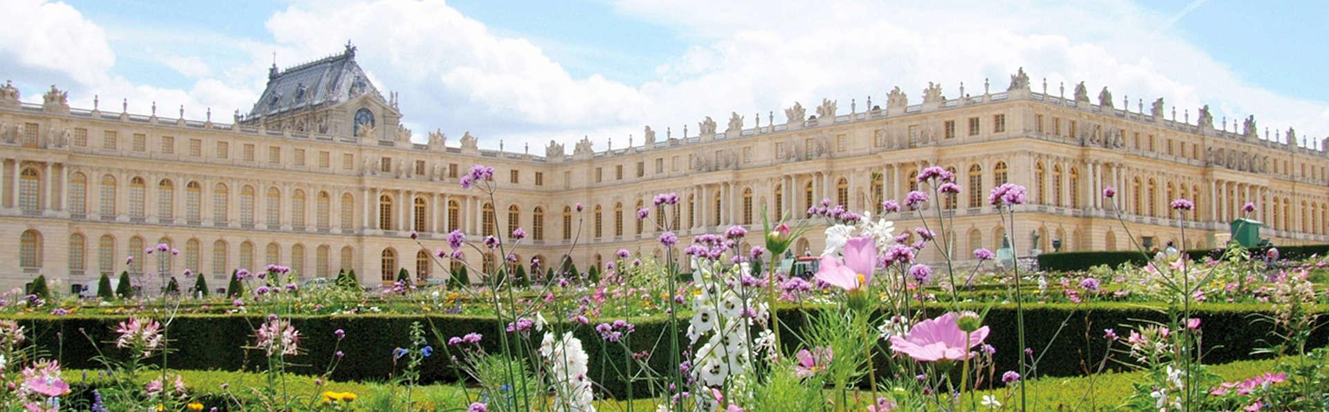 Week-end découverte au Château de Versailles (Pass 1 jour)