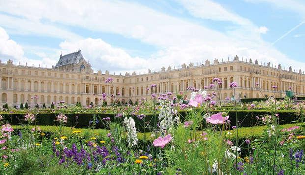 Escapada descubrimiento del palacio de Versalles (Abono de 1 día)