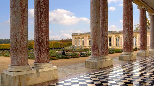 Virée à deux entres les Château de Versailles et de Rambouillet (à partir de 2 nuits)