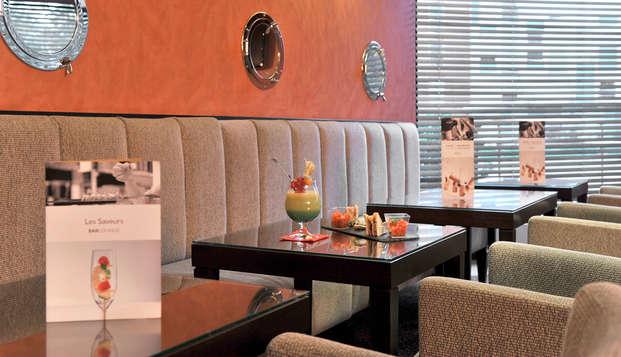 Mercure Maurepas St-Quentin - Restaurant