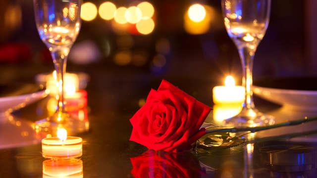 Grasse matinée et gourmandise pour la Saint-Valentin dans un hôtel 4*