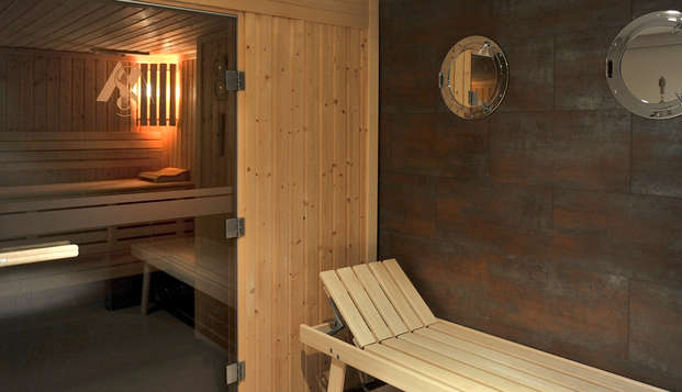 Mercure Maurepas St-Quentin - Sauna