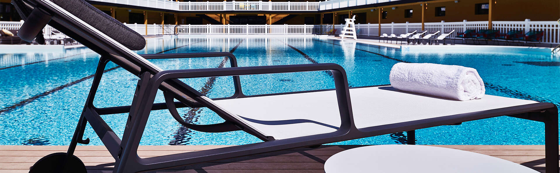 Venez passer un séjour détente au célèbre Hôtel Molitor à Paris