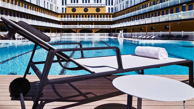 Relájate en el célebre hotel Molitor de París