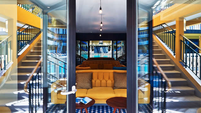 Molitor Paris by MGallery Collection - lobby