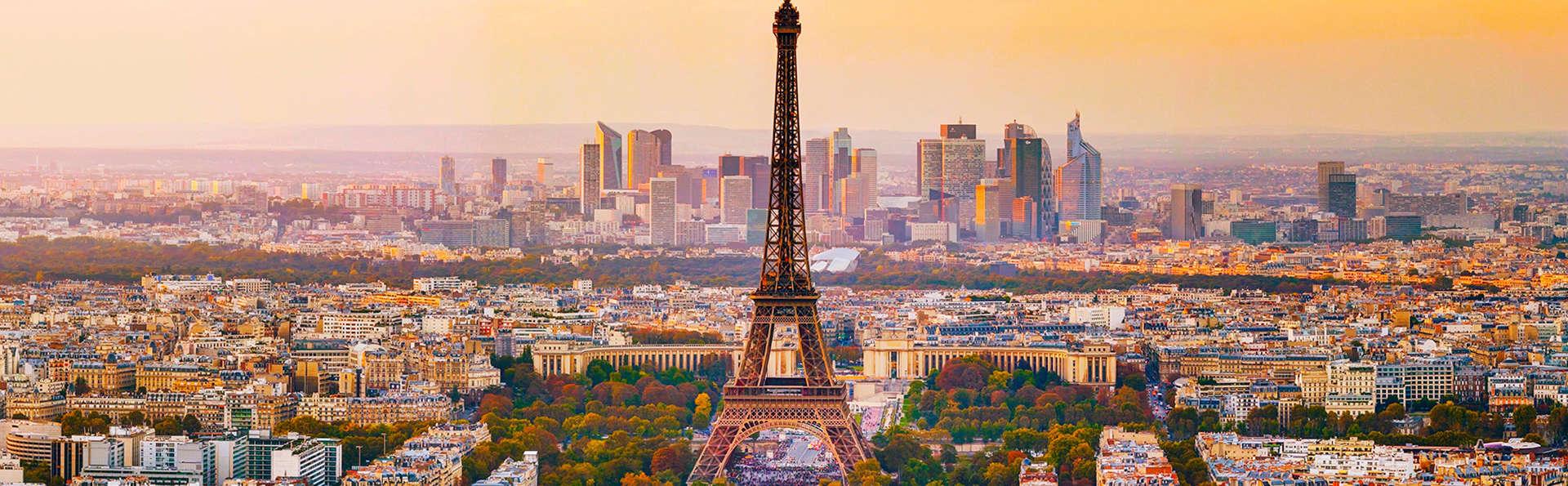 Pause détente dans un charmant hôtel parisien (à partir de 2 nuits)