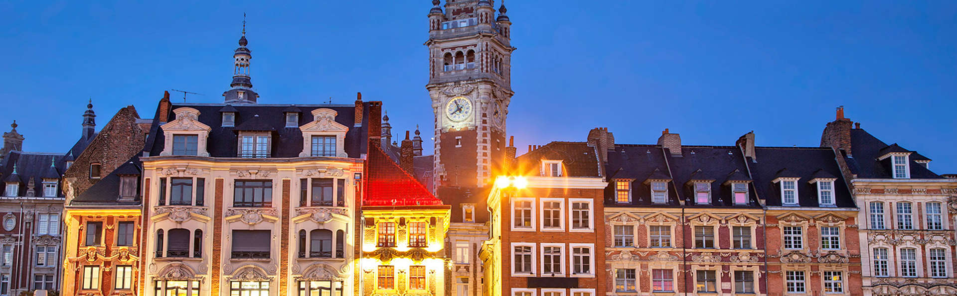 Escapade avec dîner aux portes de Lille