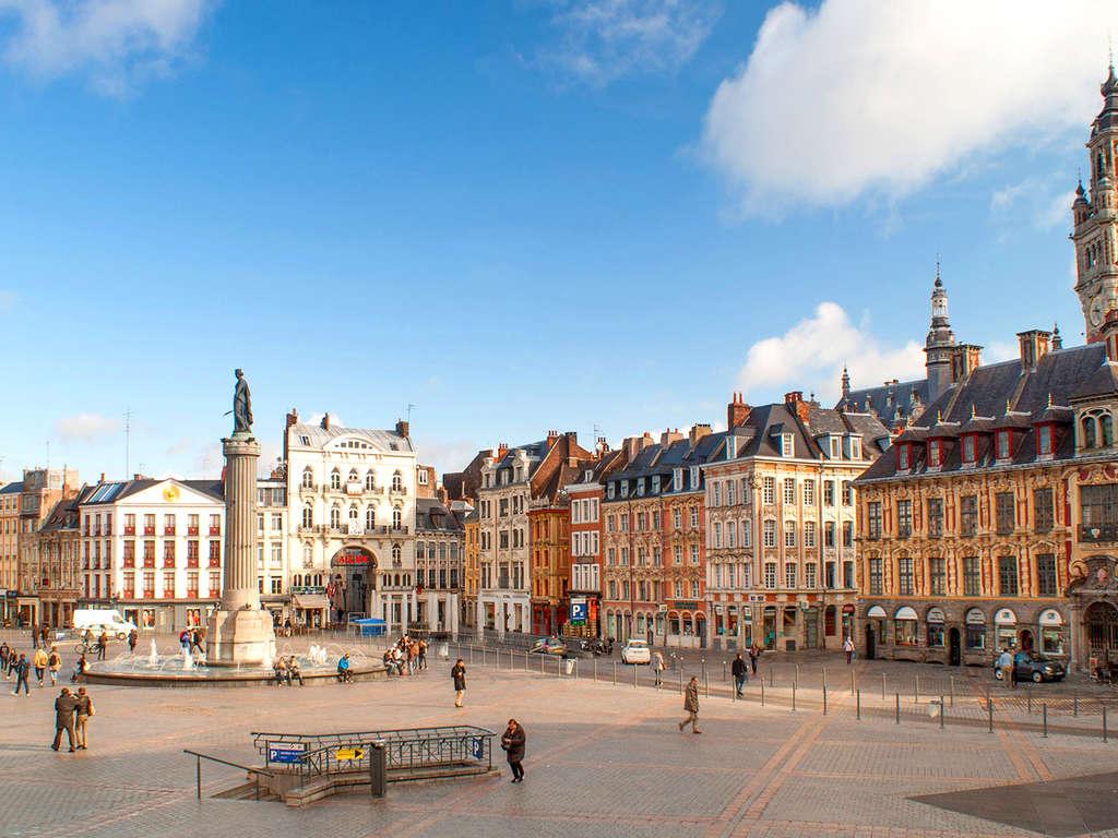 Séjour en couple aux portes de Lille 3*