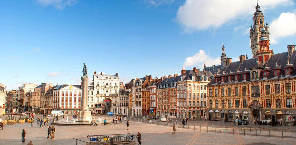 Olivarius apart 39 h tel 3 villeneuve d 39 ascq france for Lille 2 webmail