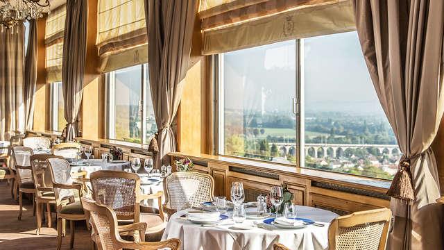 Escapada con cena gastronómica en Saint-Germain-en-Laye