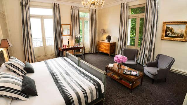 Speciale aanbieding: Weekend in een deluxe kamer met panoramisch uitzicht over Saint-Germain-en-Laye