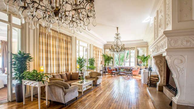 Oferta especial: Escapada en habitación deluxe con vistas panorámicas en Saint-Germain-en-Laye