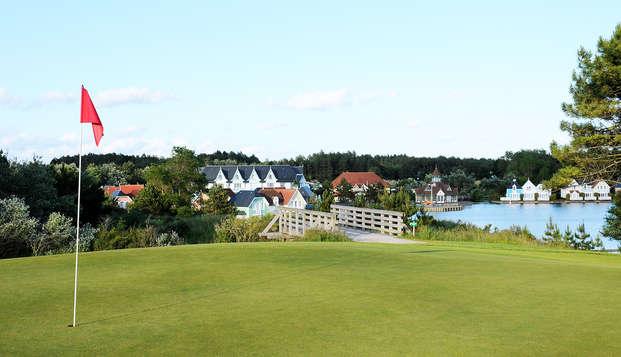 Pierre et Vacances Village Belle Dune - golf