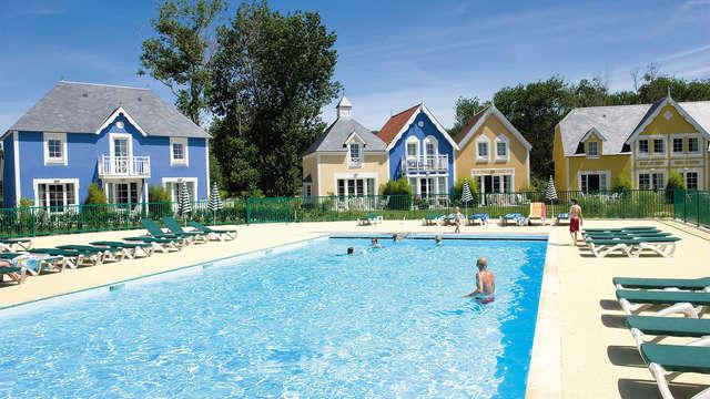 Week-end en maison 3 pièces dans un eco village en baie de Somme