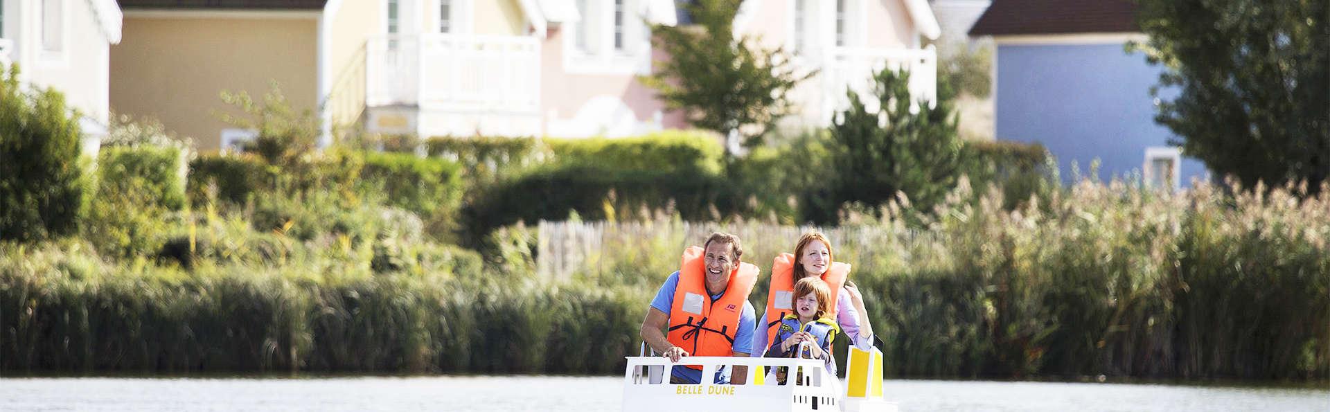Week-end en maison pour 5 personnes dans un eco village en baie de Somme