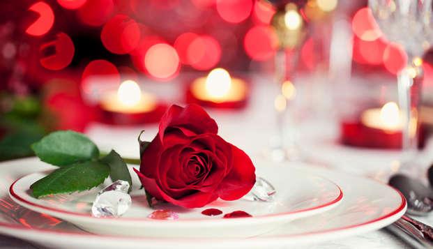 Saint-Valentin, dîner en musique et séjour surclassé à Toulouse