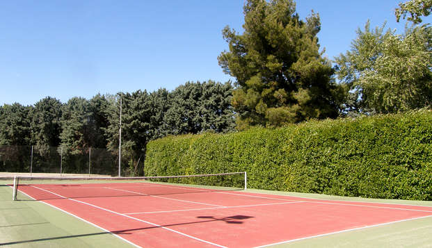 Pullman Toulouse Airport - tennis