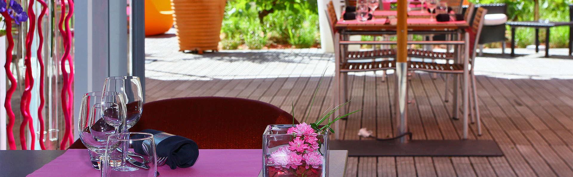 Week-end détente gourmand avec dîner et accès spa à Toulouse