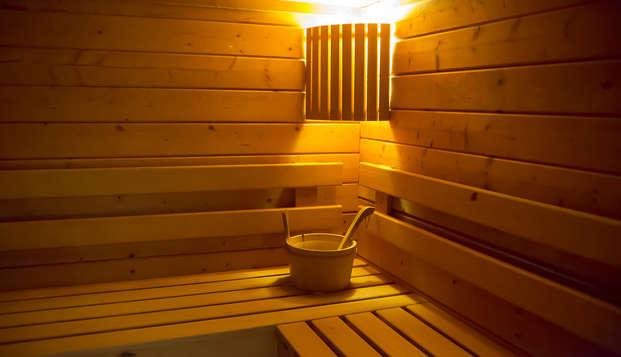 Radisson Blu Toulouse Airport - sauna