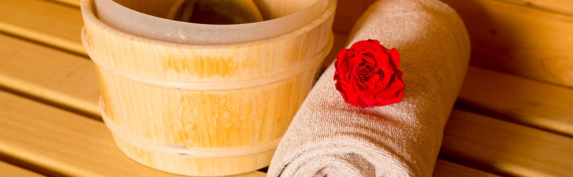 Séjour romantique en suite dans la ville Rose